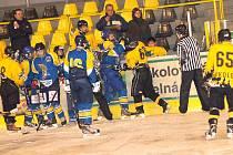 Liga staršího dorostu: HC Baník Sokolov - HC Slovan Ústečtí Lvi