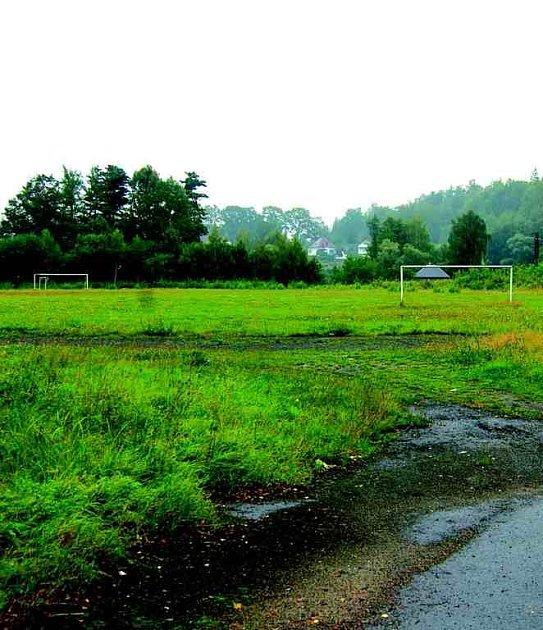 V místech má vyrůst cykloareál