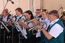 Festival dechových hudeb. Již 3. ročník přivítá v Březové u Sokolova tentokrát čtyři dechové orchestry.