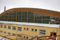Chebský zimní stadion