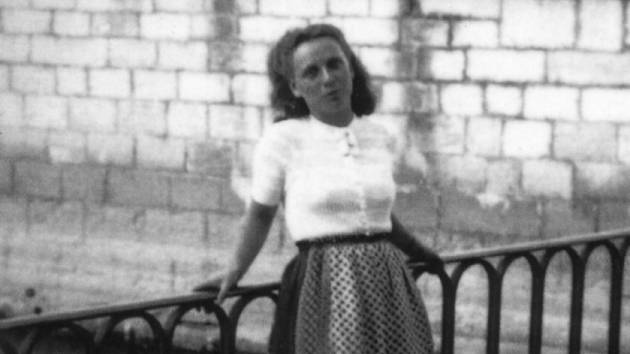 Janine Bollack Lesnard.