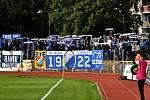 3. kolo MOL cupu: FK Baník Sokolov - FC Baník Ostrava 1:2