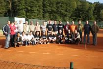 Hráči Slavoje Kynšperk a TSV Himmelskron