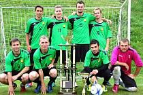 Vítězný tým turnaje, Flamengo Březová - Senior