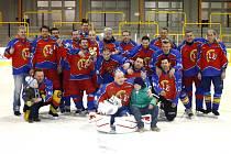 Mistr Kynšperského poháru 2015/ 2016, tým HC Libavské Údolí B