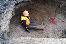 Vodohospodáři mají za sebou náročnou opravu potrubí. Najít závadu trvalo pět dní.