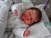 ANIČKA BLEDÁ z Rotavy se narodila 4. dubna