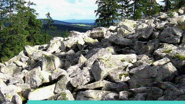 Publikace Geologie a nerostné zdroje Karlovarského kraje.