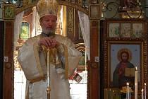 Do Sokolova dnes zavítal Kryštof arcibiskup pražský, metropolita Českých zemí a Slovenska