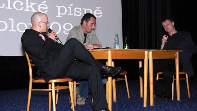 Festival politické písně Sokolov.