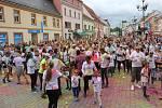 Zábrany se objeví i na akci Huráá, prázdniny v Sokolově, jejíž součástí je již dva roky i Barevný běh.