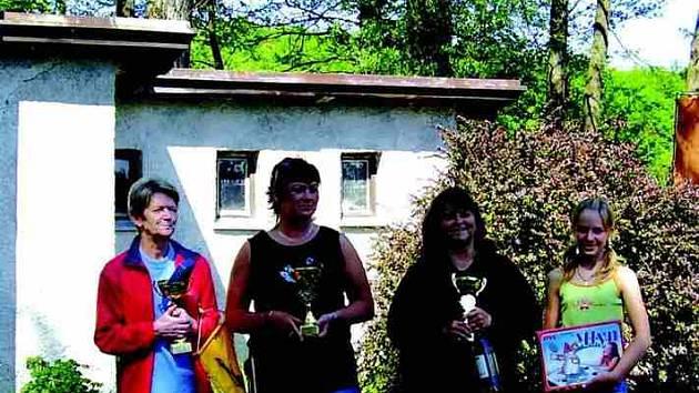 Prakisté z Březové slavili úspěchy