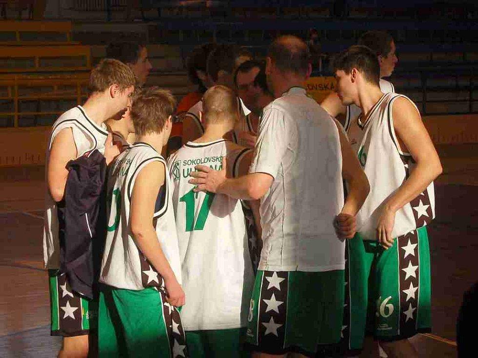 Basketbalisté BK Sokolov