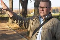 Chodovský historik Miloš Bělohlávek vyprávěl o zajímavostech místního hřbitova