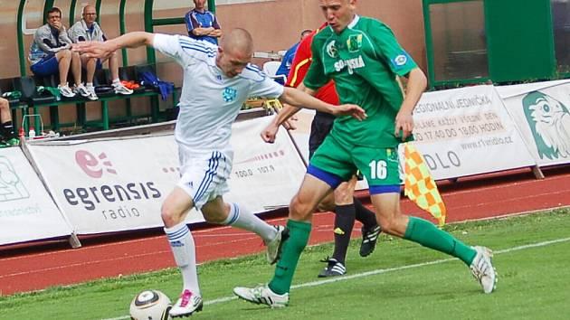 II. fotbalová liga: FK Baník Sokolov - 1. SC Znojmo