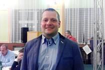 NOVÝ  starosta Horního Slavkova A. Terek.
