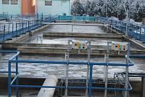 Čistírna odpadních vod v Sokolově