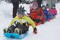 Dětské zimní hry Bublava