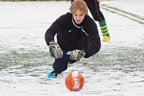 Zimní turnaj v Královském Poříčí: Fortuna Sokolov - Spartak Horní Slavkov B