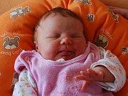 Kačenka Špičková ze Sokolova se narodila 18. září