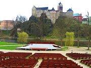 Oslava stého výročí vzniku republiky se koná v sobotu v loketském amfiteátru.