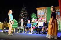 Dětský divadelní soubor Lupínek