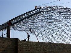 Rekonstrukce zimního stadionu v Sokolově