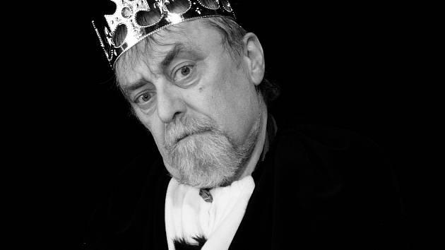 HEREC Václav Vávra se už dnes představí v hlavní roli krále v divadelní komedii Král a lazebnice.