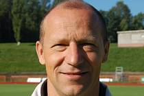 Trené Boris Kočí.