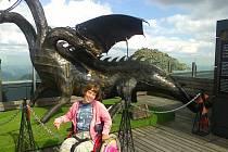 Patnáctiletá Anička je jednou z těch, kterým pomáhají Dobří andělé.