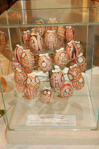 VÝSTAVA Kraslice v Kraslicích nabídne pohled na stovky originálních velikonočních vajíček.