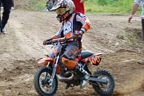 Jaroslav Paulus začínal na motorce ve čtyřech letech
