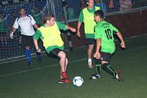 Noční futsalový turnaj v Sokolově
