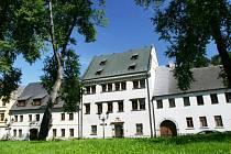 Pluhův dům v Horním Slavkově je spojený s muzeem