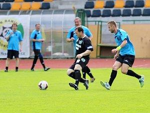 Sokolovský fotbal.