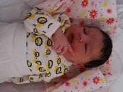MELISA TURKOVÁ ze Sokolova se narodila 23. dubna
