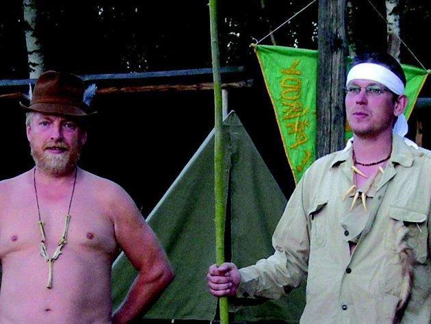 Jaká má tajemství letní tábor ochránců přírody?