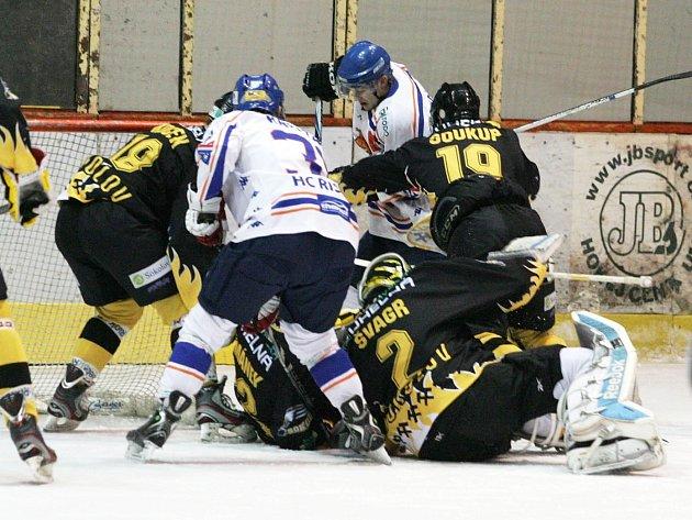 II. hokejová liga: HC Řisuty - Sokolov