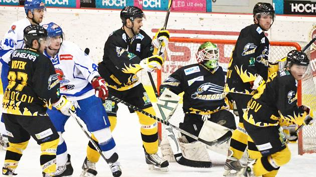 II. hokejová liga: Tábor - Sokolov