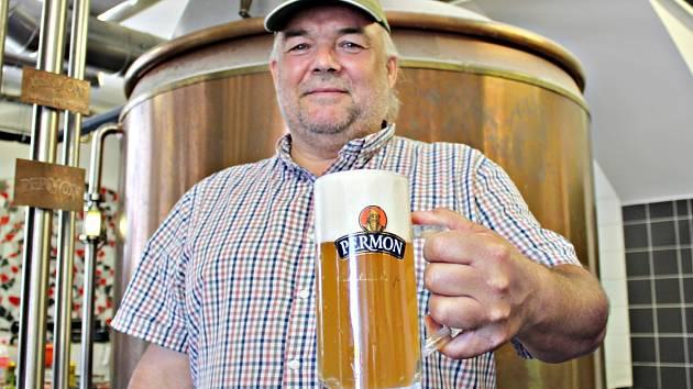 Ladislav Sás a pivní speciál Horňák