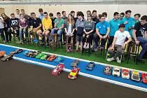 Studenti ISŠTE na soutěžích.