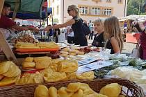 V Kraslicích je v sobotu připraven tradiční jarmark.