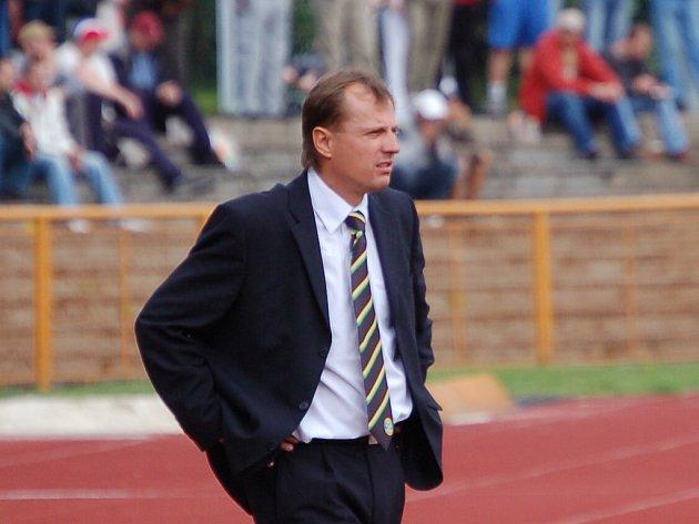 Sokolovský trenér Martin Pulpit byl jedno nohou v Příbrami, ale nakonec podepsal Olomouci.