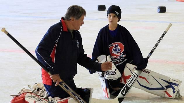 Hokejový kemp Sokolov
