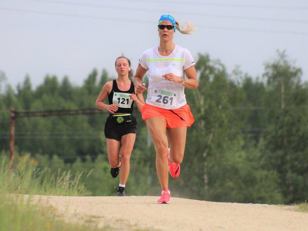 Sokolovsky BMW Group 1/4 maraton 2021