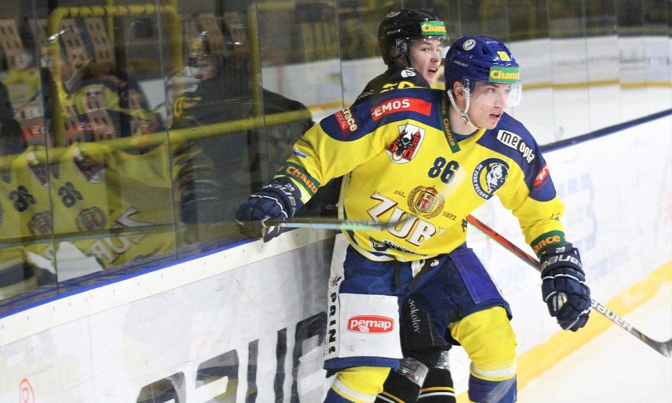 Chance liga: HC Baník Sokolov - Zubři Přerov