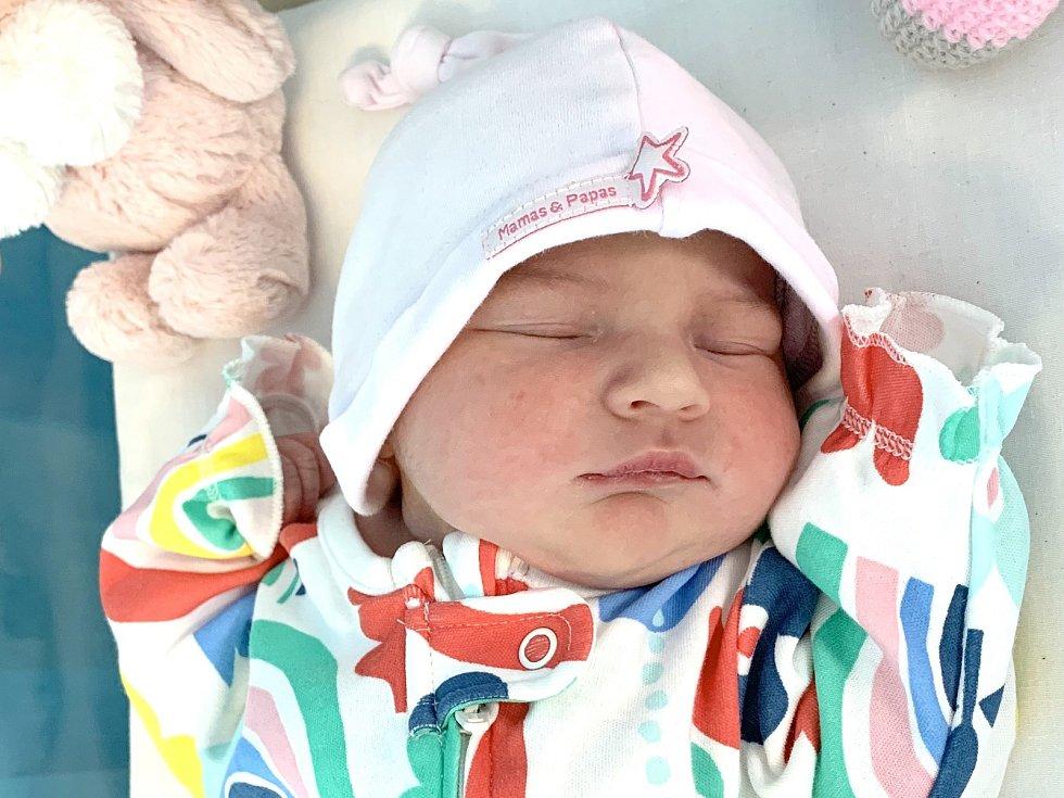 Helen Karafiát z Milton Keynes ve Velké Británii se narodila 29.10.2019. Její rodiče i příbuzní pocházejí ze Sokolova