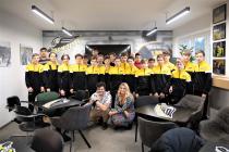 Projekt HC Baník Sokolov Life Skills tentokrát s Romaenm Stašou