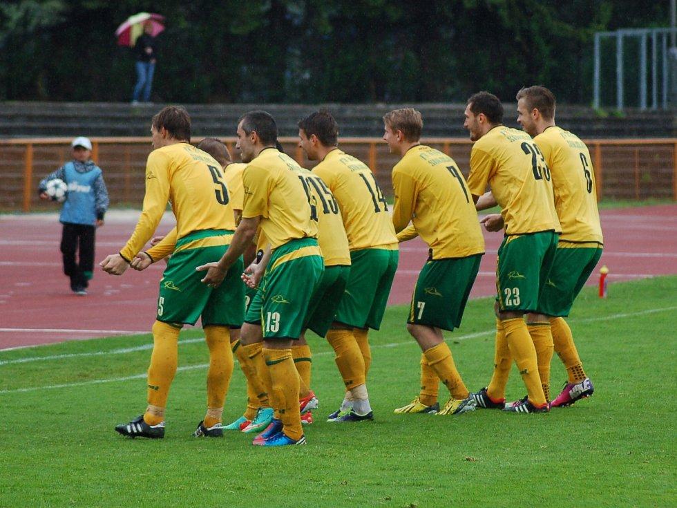 27. kolo druhé ligy: Baník Sokolov - Loko Vltavín