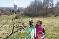 V dubnu se uskutečnila ve Vřesové, směrem na Křemenitou, volnočasová aktivita pro děti a rodiče. Děti hledaly v přírodě vajíčka.